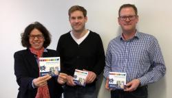 Team der SeniDU GbR Beate Fleck, Daniel Lütkenkemper, Jörg Dreikauß